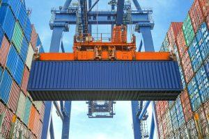 решение для взвешивания контейнеров в порту