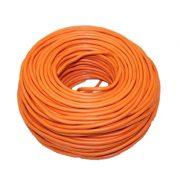 кабель оранжевый